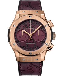 Hublot Classic Fusion Men's Watch Model: 521.OX.O50V.VR.BER18