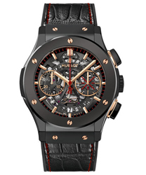 Hublot Classic Fusion Men's Watch Model 525.CS.0138.LR.DWD14