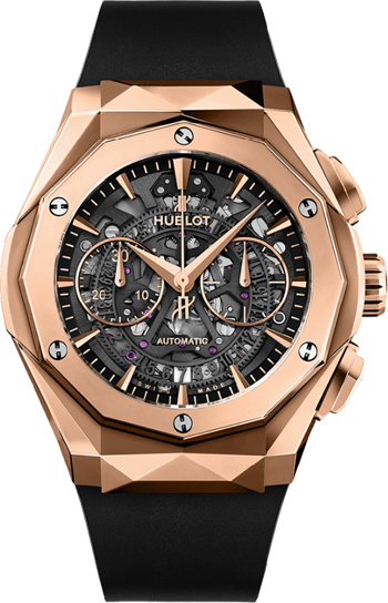 Hublot Classic Fusion Men's Watch Model 525.OX.0180.RX.ORL18