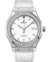 Hublot Classic Fusion Men's Watch Model 542.NE.2010.LR.1204