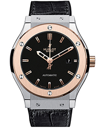 Hublot Classic Fusion Men's Watch Model: 542.NO.1180.RX
