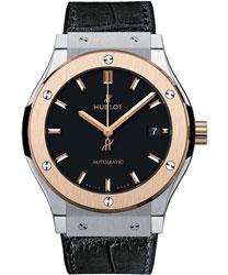 Hublot Classic Fusion Men's Watch Model 542.NO.1181.LR