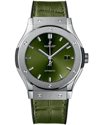 Hublot Classic Fusion Men's Watch Model 542.NX.8970.LR