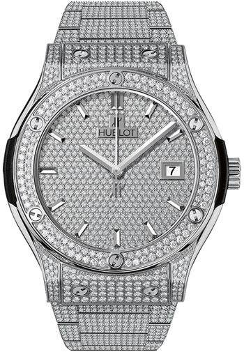 Hublot Classic Fusion Men's Watch Model 542.NX.9010.NX.3704