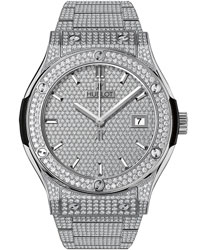 Hublot Classic Fusion Men's Watch Model: 542.NX.9010.NX.3704