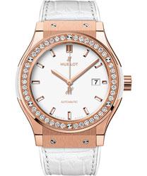 Hublot Classic Fusion Men's Watch Model 542.OE.2080.LR.1204