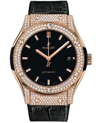 Hublot Classic Fusion Men's Watch Model 542.OX.1181.LR.1704