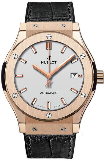 Hublot Classic Fusion Men's Watch Model 542.OX.2611.LR