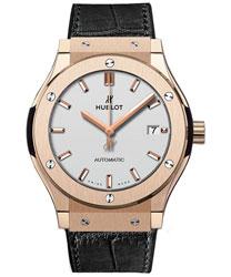 Hublot Classic Fusion Men's Watch Model 542.OX.2611.LR