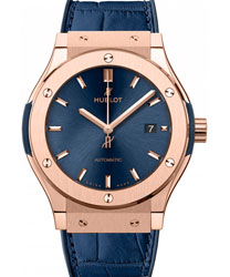 Hublot Classic Fusion Men's Watch Model 542.OX.7180.LR