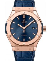 Hublot Classic Fusion Men's Watch Model 542.OX.7180.LR