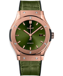 Hublot Classic Fusion Men's Watch Model 542.OX.8980.LR
