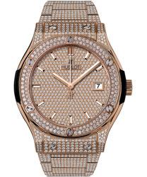 Hublot Classic Fusion Men's Watch Model 542.OX.9010.OX.3704