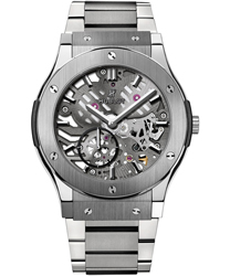 Hublot Classic Fusion Men's Watch Model: 545.NX.0170.NX