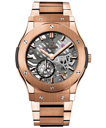 Hublot Classic Fusion Men's Watch Model 545.OX.0180.OX