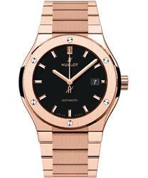 Hublot Classic Fusion Men's Watch Model 548.OX.1180.OX