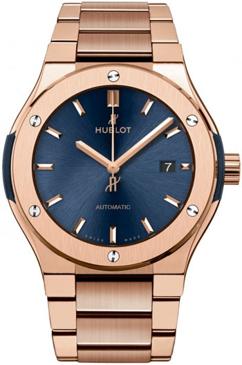 Hublot Classic Fusion Men's Watch Model 548.OX.7180.OX