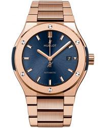 Hublot Classic Fusion Men's Watch Model 548.OX.7180.OX