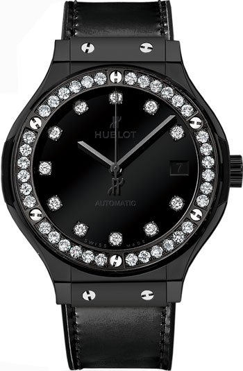 Hublot Classic Fusion Ladies Watch Model 565.CX.1210.VR.1204