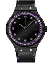 Hublot Classic Fusion Ladies Watch Model 565.CX.1210.VR.1205