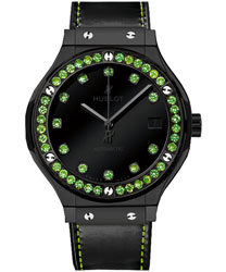 Hublot Classic Fusion Ladies Watch Model 565.CX.1210.VR.1222