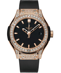 Hublot Classic Fusion Ladies Watch Model 581.OX.1180.RX.1704