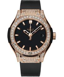 Hublot Classic Fusion Ladies Watch Model 581.OX.1180.RX.1704
