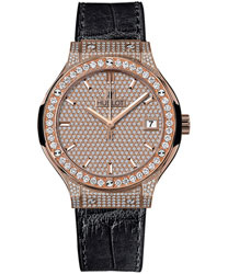 Hublot Classic Fusion Ladies Watch Model: 581.OX.9010.LR.1704