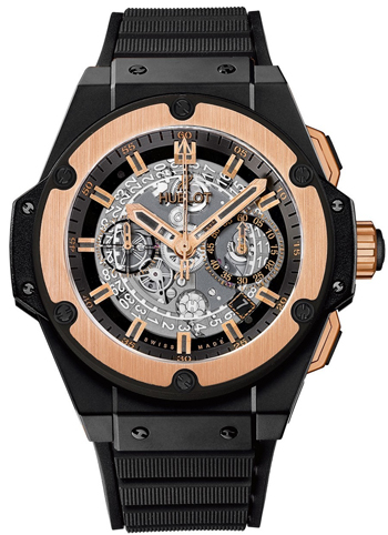 Hublot King Power Men's Watch Model 701.CO.0180.RX