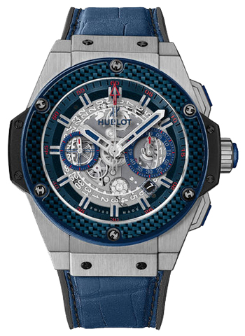 Hublot King Power Men's Watch Model 701.NQ.0137.GR.SPO14