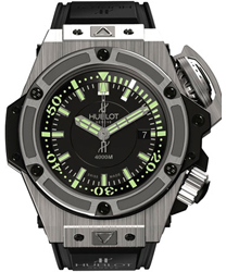 Hublot Oceanographic 4000 Mens Wristwatch
