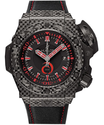 Hublot King Power  Men's Watch Model 731.QX.1140.NR.AGI12