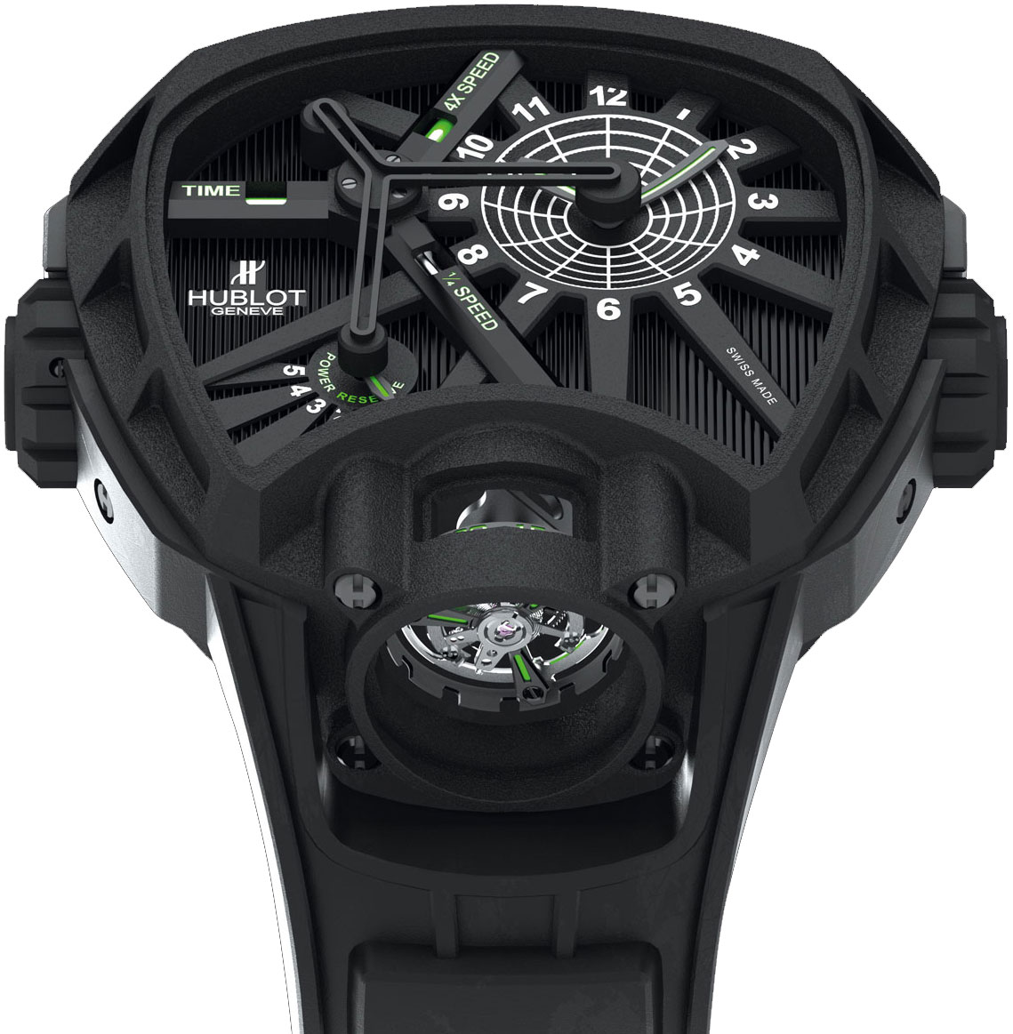 Hublot Spider Watch