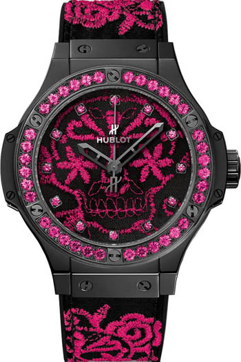 Hublot Big Bang Ladies Watch Model 343.CP.6590.NR.1233