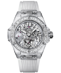 Hublot Big Bang Tourbillon Power Reserve Men's Watch Model: 405.JX.0120.RT.1904