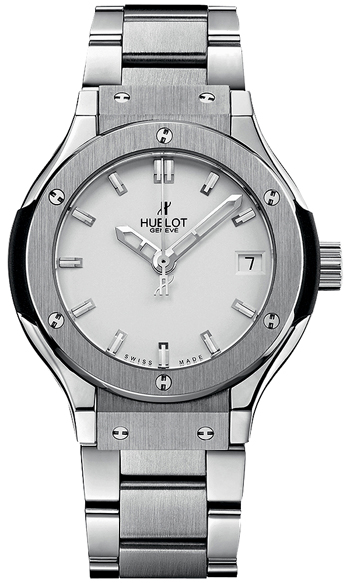 Hublot Classic Fusion Ladies Watch Model 581.NX.2610.NX