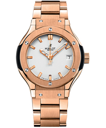 Hublot Classic Fusion Ladies Watch Model 581.OX.2610.OX