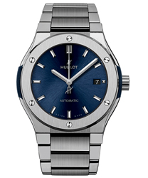 Hublot Classic Fusion Men's Watch Model 510.NX.7170.NX