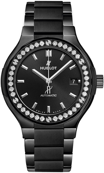 Hublot Classic Fusion Men's Watch Model 568.CM.1470.CM.1204