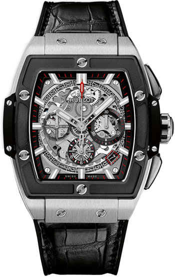 Hublot Spirit Of Big Bang Men's Watch Model 641.NM.0173.LR