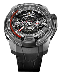 HYT H2 Men's Watch Model 248-TP-00-RF-AB