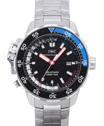 IWC Aquatimer Men's Watch Model IW354701