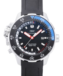 IWC Aquatimer Men's Watch Model: IW354702