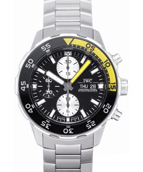 IWC Aquatimer Men's Watch Model IW376701