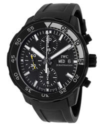 IWC Aquatimer Men's Watch Model: IW376705