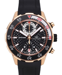 IWC Aquatimer Men's Watch Model: IW376903