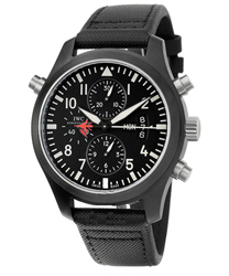 IWC Pilot Top Gun Men's Watch Model IW379901