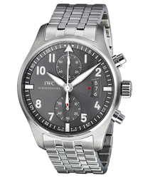 IWC Pilot Men's Watch Model IW387804