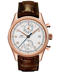 IWC Portugieser Men's Watch Model: IW390402
