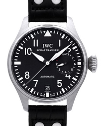 IWC Pilot Men's Watch Model: IW500901